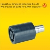China Undercarriage Parts SANY Excavator Top Carrier Roller for sale