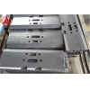 China Undercarriage Parts Excavator Track Shoe Track Plates Assembly for sale