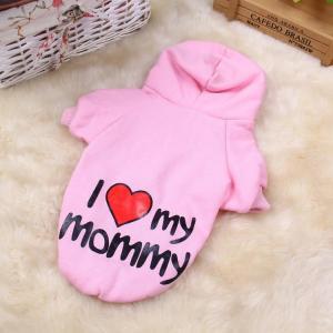 China Pet hoodies /sweat-shirt SECLS001B on sale