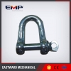 China GALV. US Type Forged Screw Pin Anchor Shackles G209 for sale