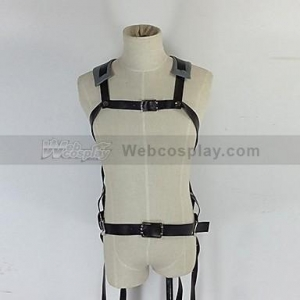 China Attack On Titan Recon Corps Levi Straps Belt Outfit Cosplay Accessory(WECB00047) on sale