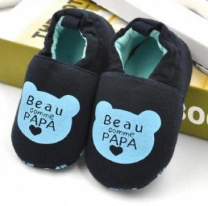 China Wholesale baby moccasins prevent sideslip pre-walker shoes soft sole baby shoes on sale