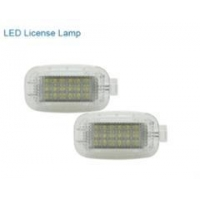 MERCEDES BENZ Benz W204 LED courtesy lamp