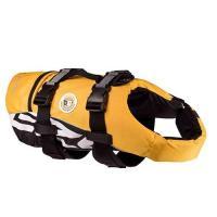 China Dog yellow life jacket on sale