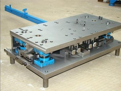 China stamping tooling FQ-T-BG