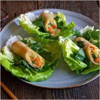 Vegan & Vegetarian Spring Rolls