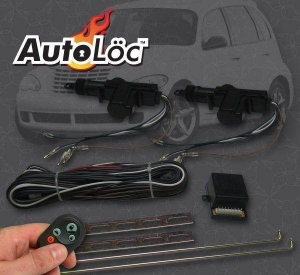 China PT Cruiser Power Door Lock Kit with Remotes on sale
