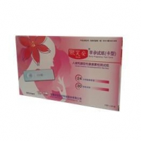 HCG early pregnancy test card (cassette)