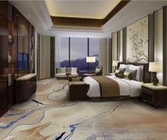 China 2017NewType Floral Wall To Wall Hotel Carpet Design Pattern on sale