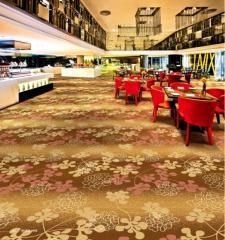 China Soft color carpet for hotel lobby ,hotel banquet hall carpet, hotel room carpet on sale
