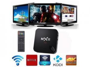 China Android TV Box MXIII KODI Smart TV Box on sale
