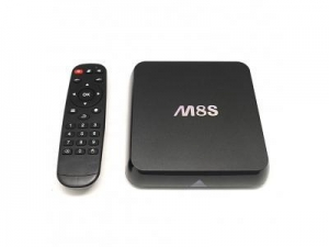 China Android TV Box M8S Quad Core Smart TV BOX on sale