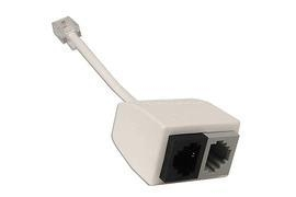 China USB Peripherals Excelsus Z-BLOCKER Z-230P2J-A DSL Filter on sale