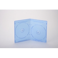 7mm blue-ray dvd case double