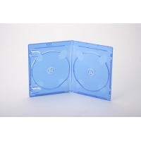 11mm blue-ray dvd case double