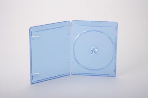 China 5mm blue-ray dvd case single on sale