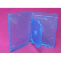 14mm 3-disc blue-ray dvd case