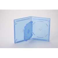 14mm 4-discs blue-ray dvd case