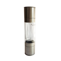 China high end 2 in 1 salt pepper grinder on sale