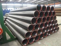 China High Production ERW Fire Fighting Steel Pipe Used for Fire Fighting System on sale