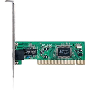 China TP-LINK 10/100Mbps PCI Network Adapter, RJ45 on sale
