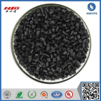 China Recycled grade injection black PC ABS/pc abs resin on sale