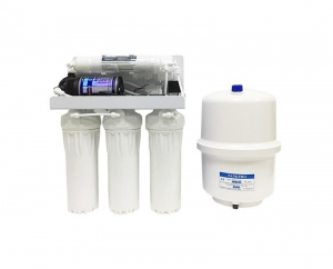 China Auto-Flush 50GPD Household RO Water Purifier on sale