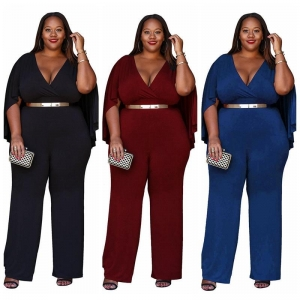 China Plus Size Jumpsuits For Women on sale