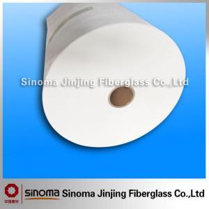 China Glass Fiber AGM Battery Separator Tissue on sale