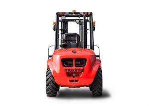 China Rough Terrain Forklifts 1.8T/2.5T/3.5T 2WD on sale