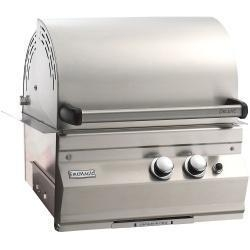 China Gas Fire Magic Legacy Deluxe Series 24-Inch Built-In Natural Gas Grill - 11-S1S1N-A on sale