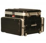 China Custom Rack Cases and Stock Rack Cases ATA Laptop or Mixer Case Over 4U Audio Rack on sale