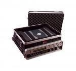 China Custom Rack Cases and Stock Rack Cases ATA Laptop or Mixer Case Over 2U Audio Rack on sale