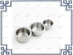 China Nickel Crucible Melting Pot on sale