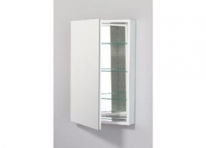 China PLM2030WB ROBERN WHT MEDICINE CABINET BEVELED MIRROR DOOR on sale