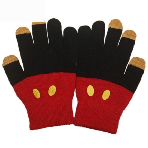 China Children'3 winter touch screen gloves on sale