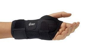 China iGo Active Premium Wrist Support Brace, Active Wrist Stabilizer Brace, Carpal tunnel Brace on sale
