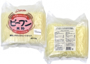 China MAY ROSE Straight Line Rice Flour Noodles , Dried Rice Stick Noodles TaiWan Famous on sale