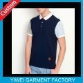 China Short Sleeve Slim Fit Classic Fashion Polo Shirts For Men on sale