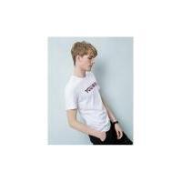 Fashion & Casual Wear 100% Cotton Short Sleeve White Custom Tee Shirt Printing For Men