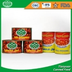Over 12 years experience factory supply high quality 397g canned broad beans