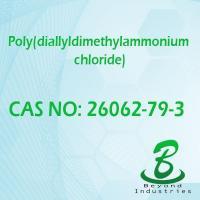 Intermediates Poly(Diallyldimethylammonium Chloride) 26062-79-3