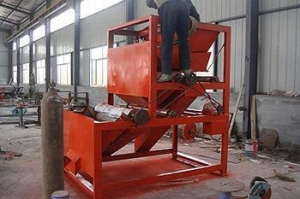 China Double Roller Electrical Separator on sale