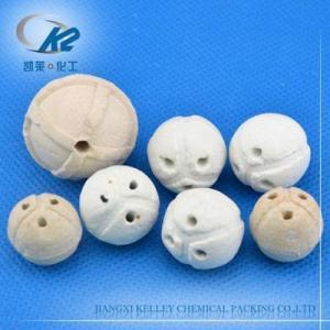 China Ceramic Ball Porous Ceramic Ball on sale