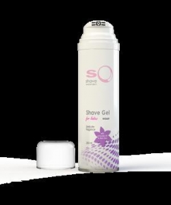 China Shave Soothing Shave Gel for Women (Violet Colour) on sale