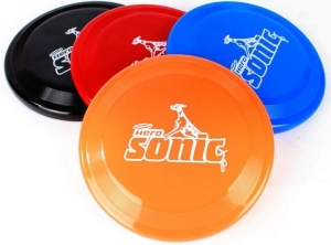 China Promotional Flexible Rubber Frisbees for Dogs Product No.:201710271478 on sale
