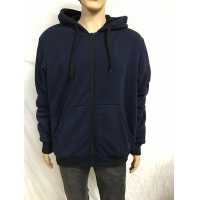 Mens Fleece jacket with Plus size