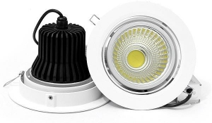 China 40W\30W\20W COB LED Downlight(360 rotatable) on sale