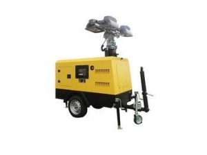 China Hydraulic Trailer Light Tower on sale