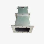 Industrial Microwave Parts Wave Guide Rectangular Waveguide BJ-22NS for 2KW and 3KW Magnetrons